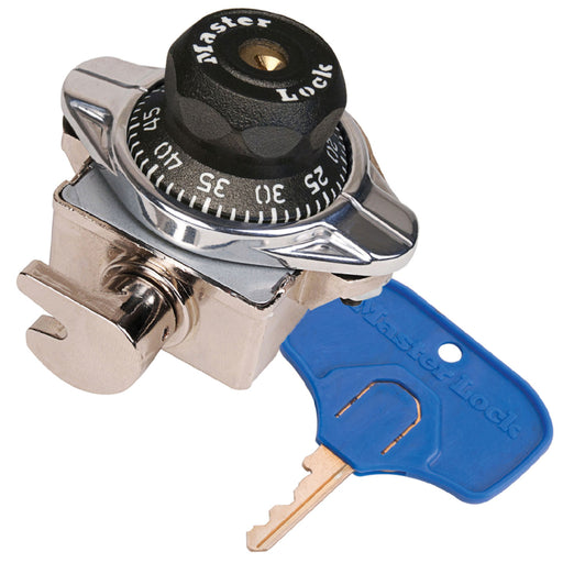 Master Lock 1695MKADA ADA Compliant Built-In Combination Lock for Wrap-Around-Latch™ Lockers - Hinged on Right-Combination-MasterLocks.com