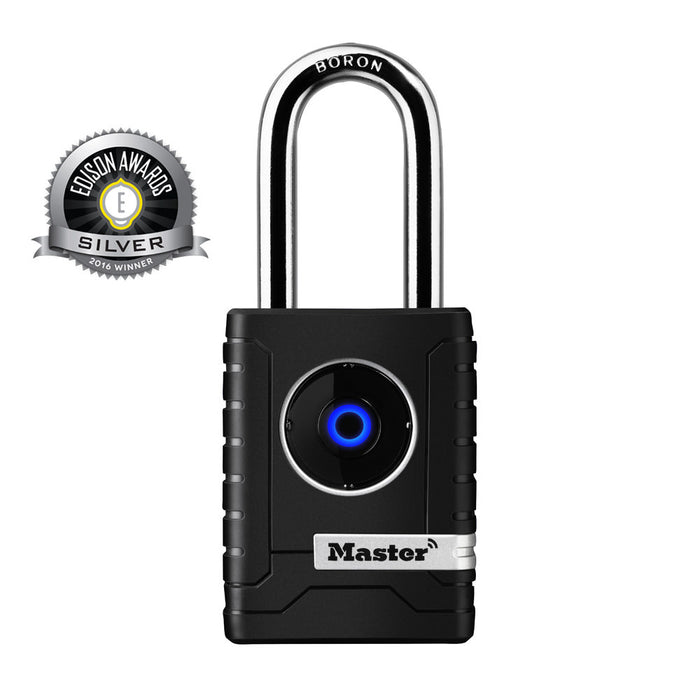 Master Lock 4401LHENT Bluetooth® Outdoor Padlock for Business Applications-Digital/Electronic-MasterLocks.com