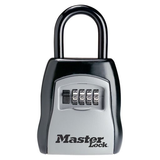 Master Lock 5400D Set Your Own Combination Portable Lock Box 3-1/4in (83mm) Wide-Combination-MasterLocks.com