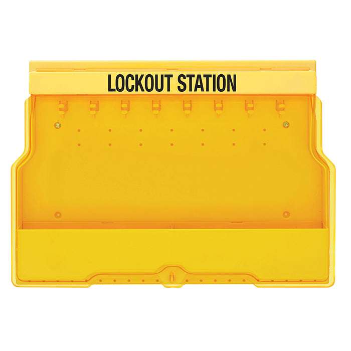 Master Lock S1850 Lockout Station, Unfilled-Other Security Device-MasterLocks.com