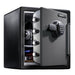 Sentry® Safe SFW123ES Fire Water Safe, Digital Lock, Shelf, 1.2 cu. ft.-MasterLocks.com