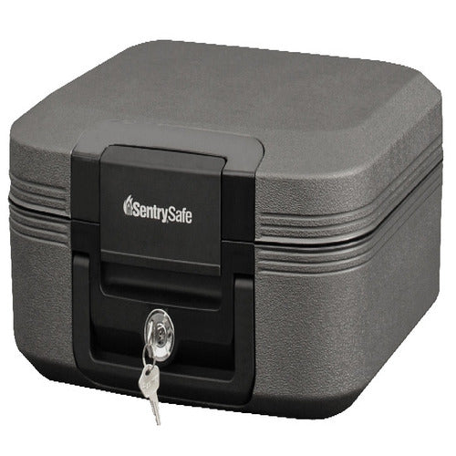 Sentry® Safe CHW20101 Fire/Water Chest, Key Lock, .28 cu.ft.-MasterLocks.com
