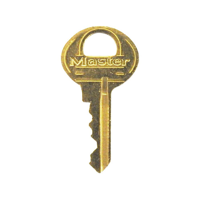 Master Lock K7 Duplicate Cut Key for W7 Cylinders-Cut Key-MasterLocks.com