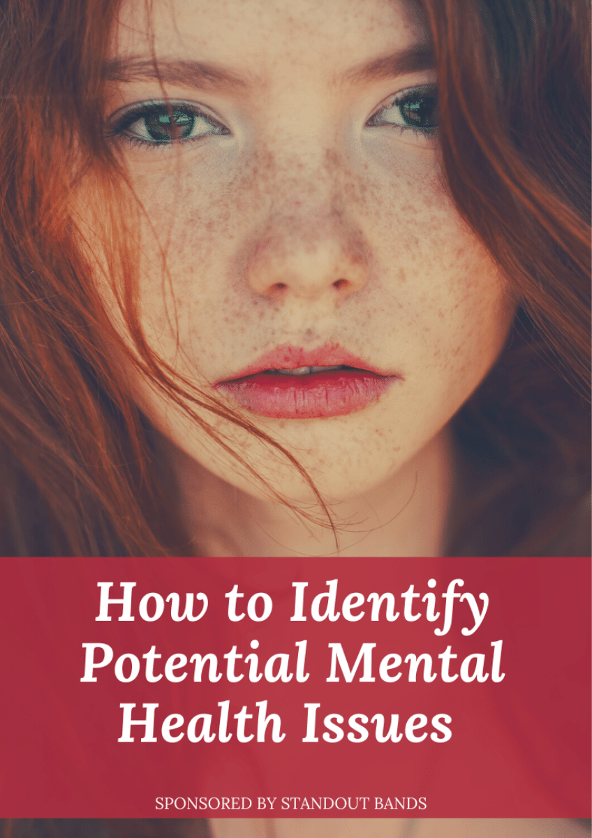 How to Identify Potential Mental Health Issues