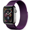 Purple Milanese Apple Watch Band - Standout Bands