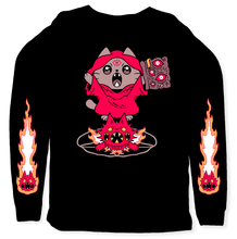 Load image into Gallery viewer, Nekomancer Long Sleeve Shirt
