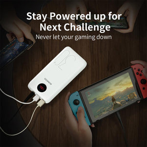 30000mAh ROMOSS Power Bank/Portable Charger