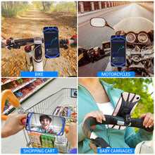 Load image into Gallery viewer, Bicycle Phone Holder for iPhone