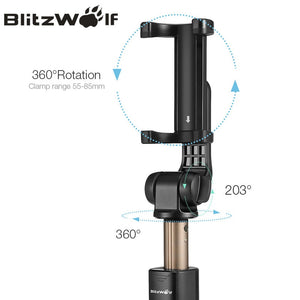 Wireless Bluetooth Tripod and Selfie Stick
