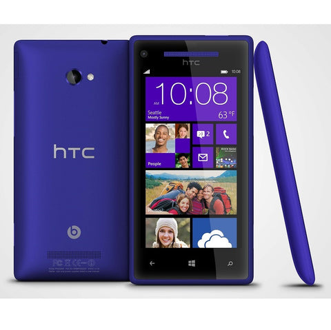 HTC 8X 16GB- Unlocked