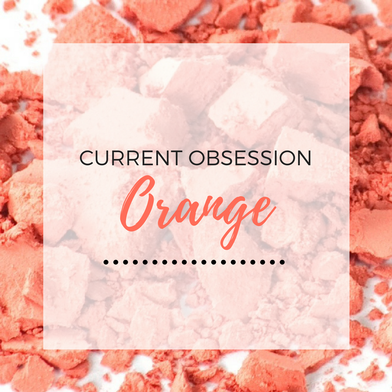 We're Obsessed With: Orange