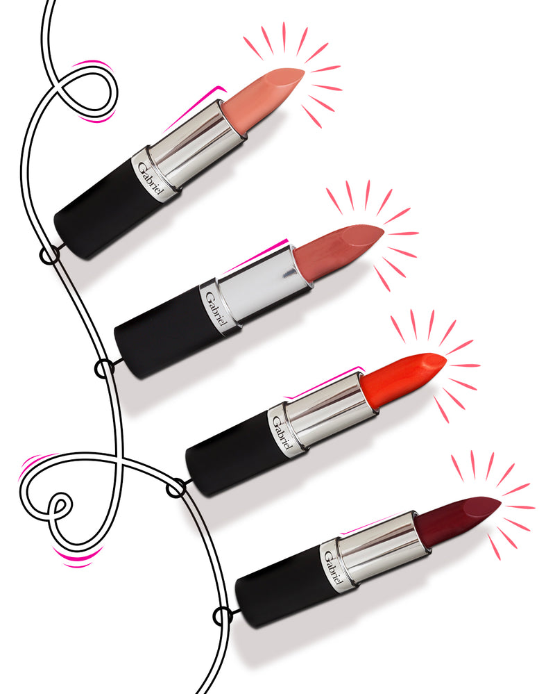 10 Lipstick Colors We Can't Stop Wearing