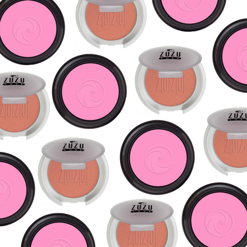 How To Wear Bright Blush