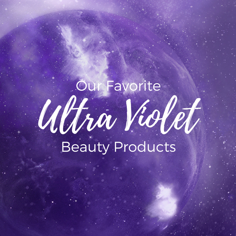 Ultra Violet Beauty Products to Celebrate Pantone's 2018 Color of the Year