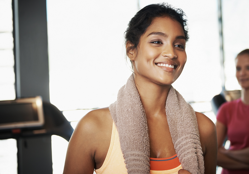 Makeup You Can Wear at the Gym (Without Being Obvious)