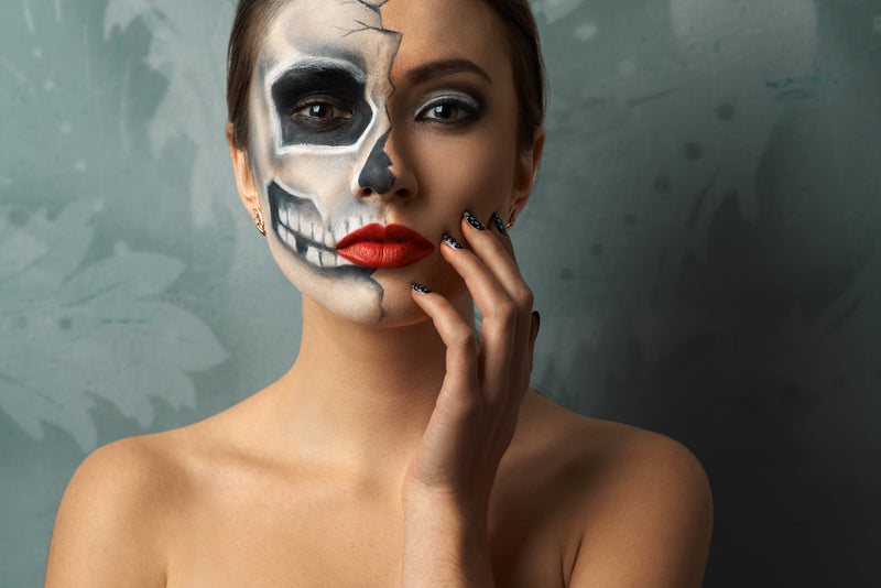How To Remove Halloween Makeup the Right Way