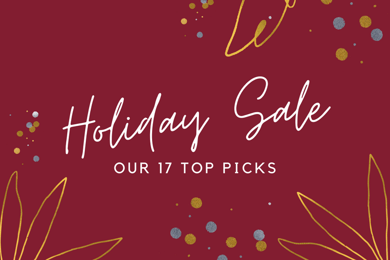17 Things To Scoop Up At Our MAJOR Holiday Sale