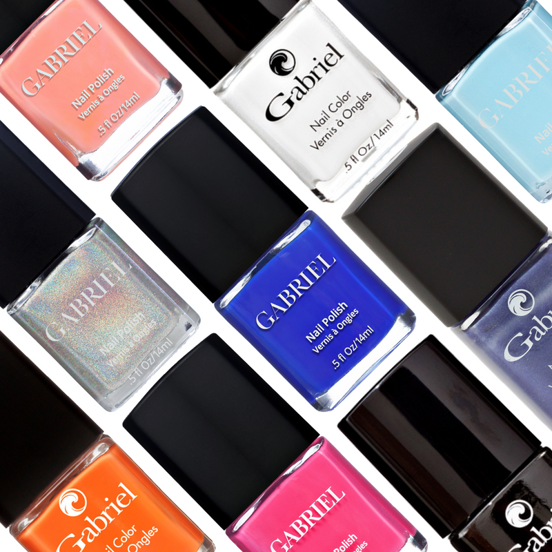 Our 11 Favorite Nail Polish Colors For Spring