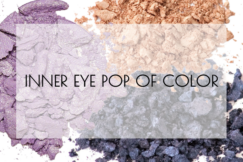 Trend To Try: Inner Eye Pop of Color