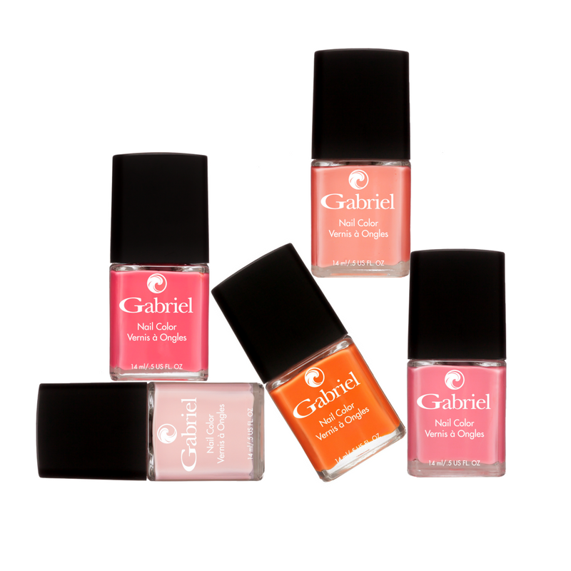 We're Loving: The Break of Dawn Nail Collection
