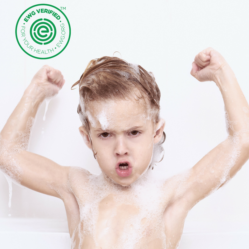 Did You Know? Clean Kids Naturally is Now EWG VERIFIED™