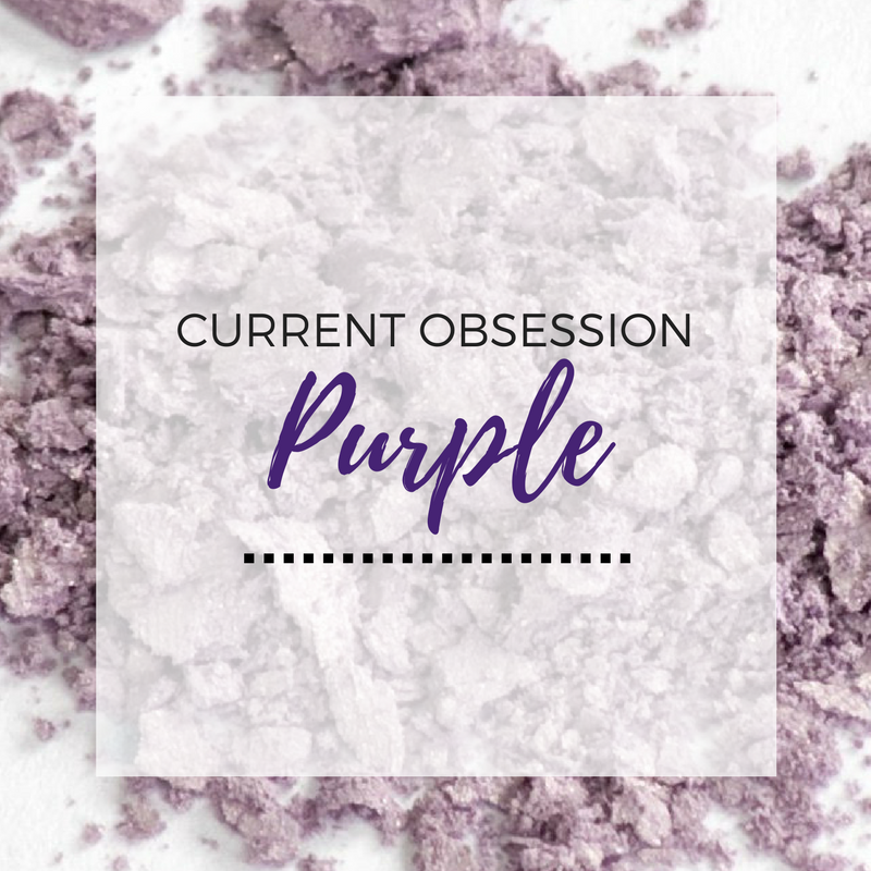 We're Obsessed With: Purple