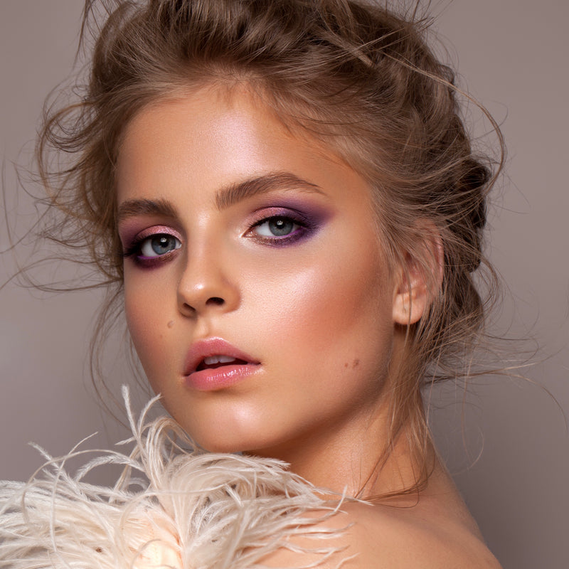 Trend To Try: Violet Haze Eyeshadow