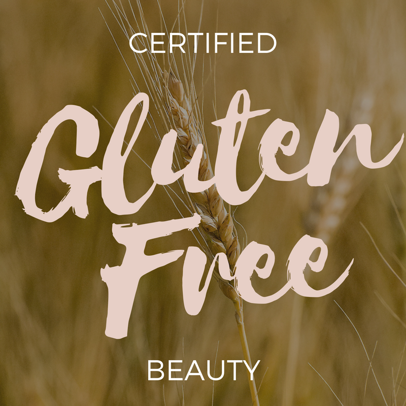 Did You Know? Our Products Are Certified Gluten-Free