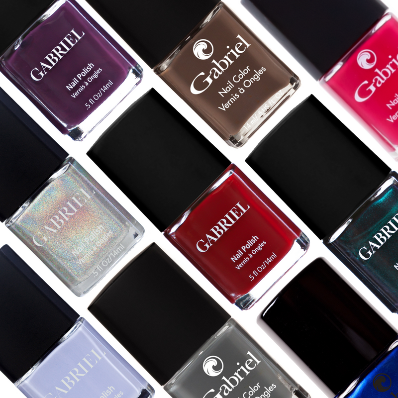 The Holiday Nail Colors We Can't Wait To Wear