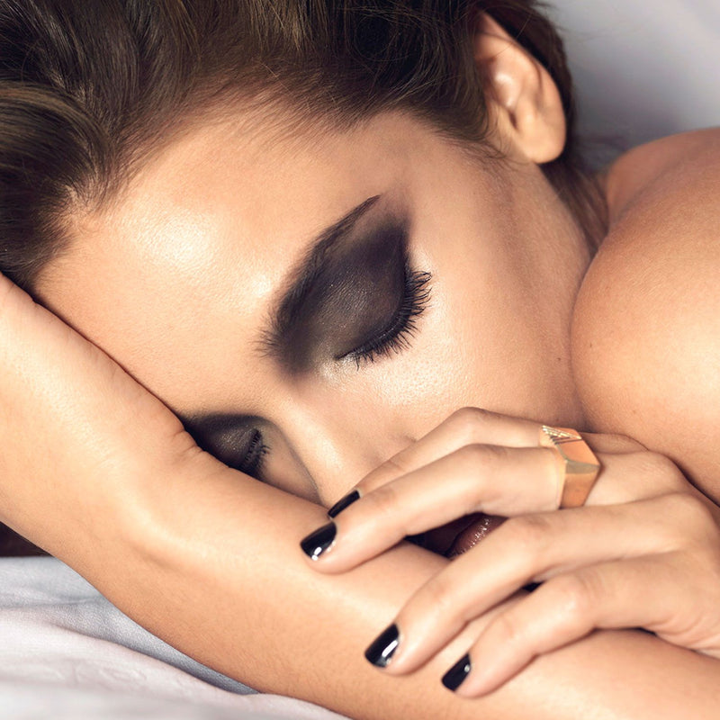 Fall Asleep in Your Makeup? Here's What to Do
