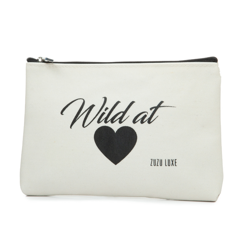 Wild at Heart Beauty Bag