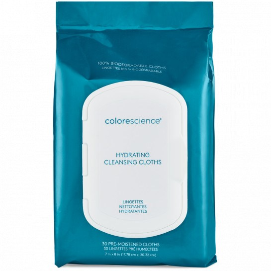 Colorescience Hydrating Cleansing Cloths - Skinfolio Park Royal