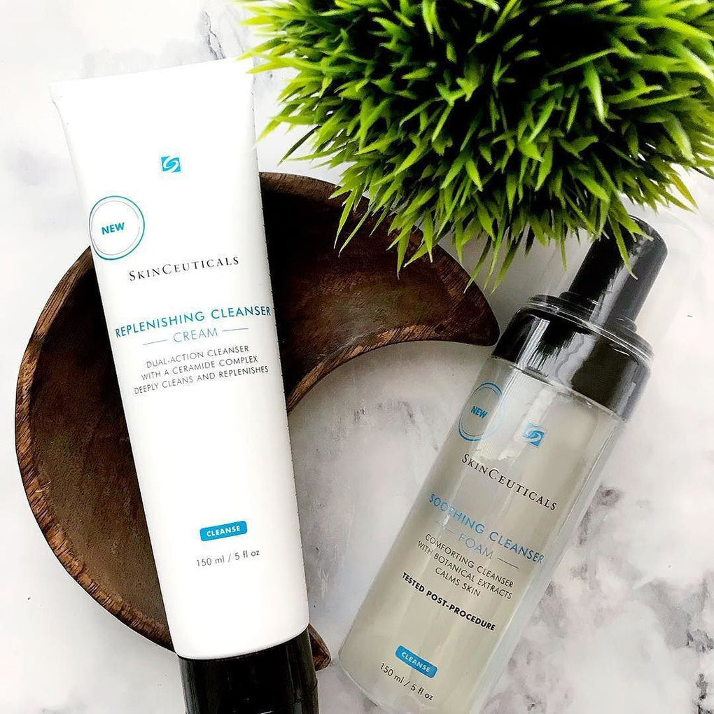 SkinCeuticals Soothing Cleanser - Skinfolio Park Royal