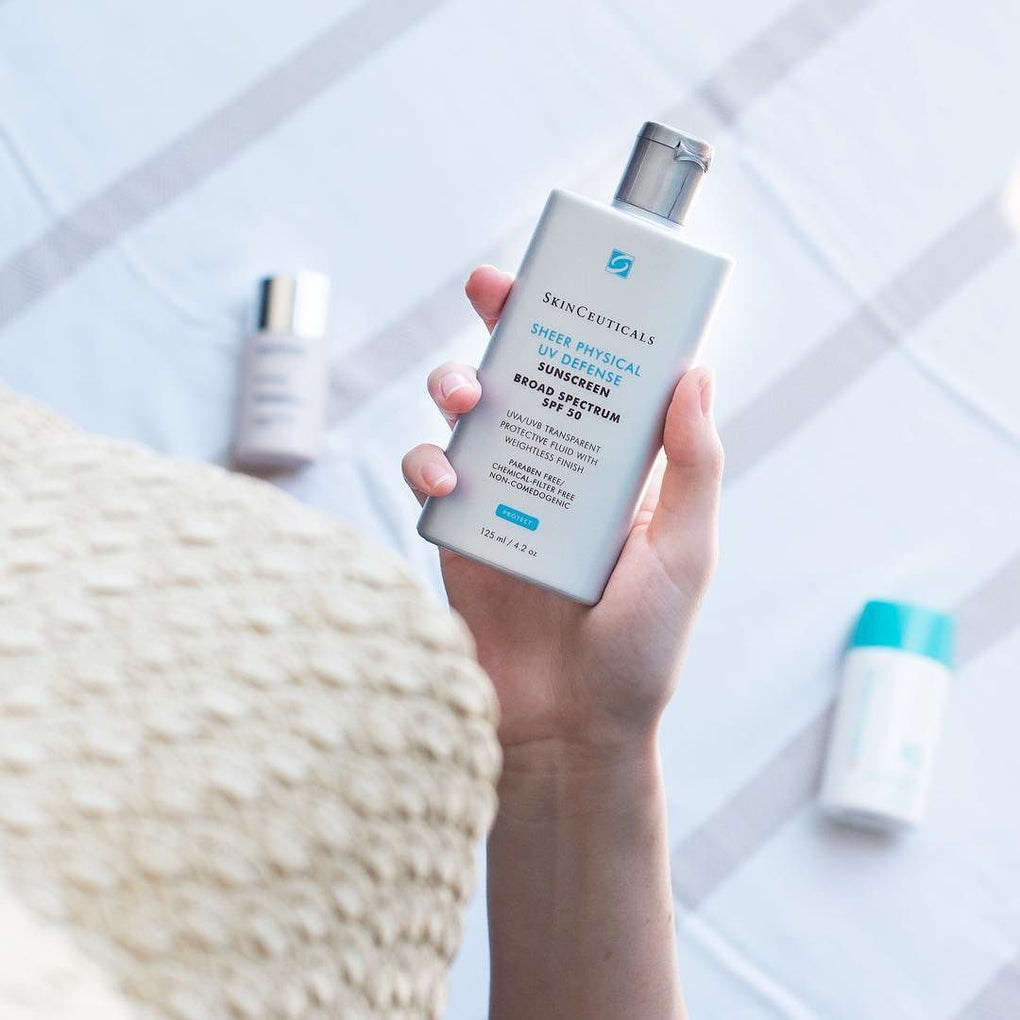 SkinCeuticals Sheer Physical UV Defense