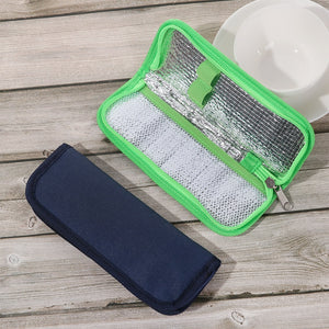 Portable Diabetic Insulin Ice Pack Travel Case - zarshealthandwellness