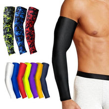 Load image into Gallery viewer, Sports Sleeves UV Arm Protection - zarshealthandwellness