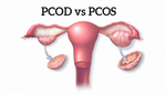 Why we mistake PCOS for PCOD?