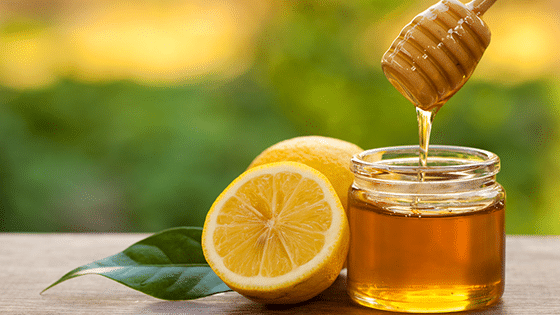 Do you start your day with a glass of lukewarm water and lemon honey?