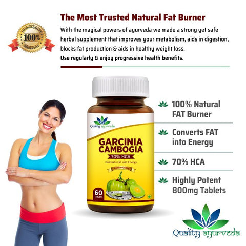 Why Quality Ayurveda's Garcinia Cambogia