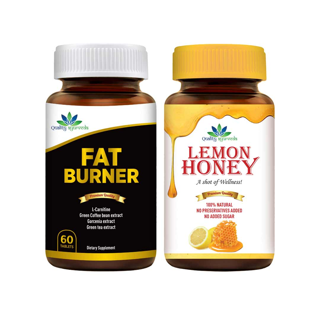 Super Saver Combo - Buy Fat Burner & Lemon Honey at INR 1149 Only