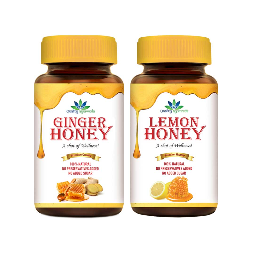 Super Saver Combo – Buy Lemon Honey & Ginger Honey At INR 699