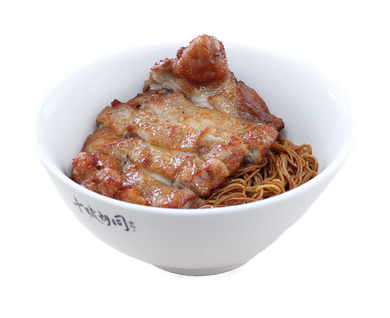 Macau Pork Chop Signature Famous Meal Snacks Favourites Noodles