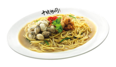 Oyster Noodle Meal Lunch Dinner Local Favourites