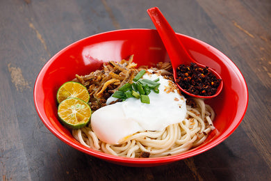Chilli Pan Mee Local Favourites Noodles Chinese