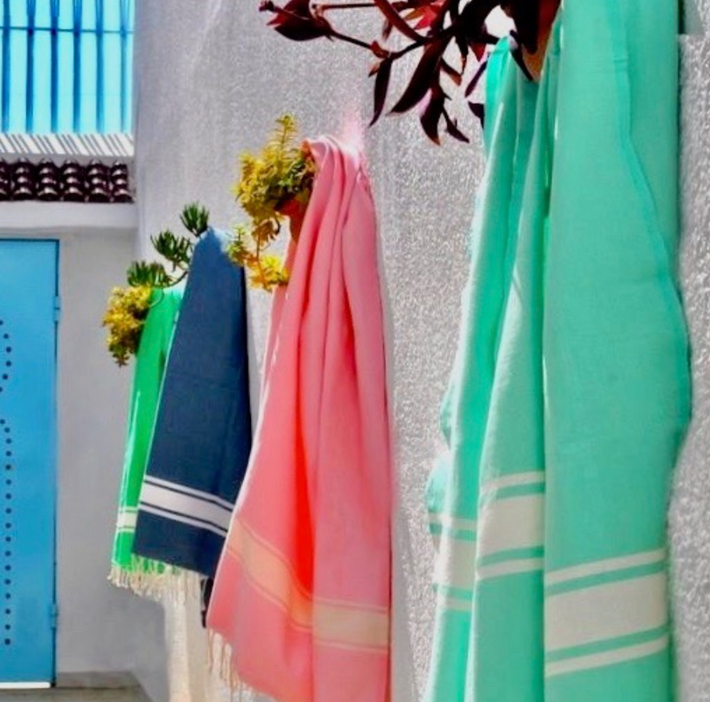 Are You Using Fouta Towels Yet?