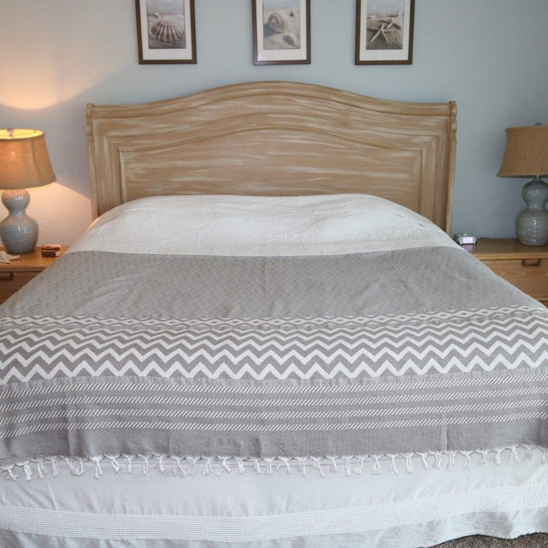 Extra Extra Large Organic Cotton bedding