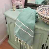 Saida Fouta Towel - M -  100% Cotton - Elegant & Chic
