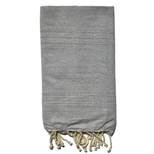 Yasmine Fouta Towel - M  - Solid Elegant Design & Interior Accent