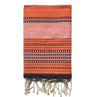 Simple Berbere Fouta Towel