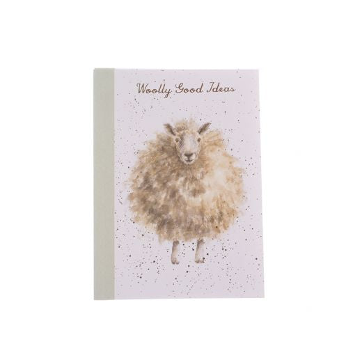 Wrendale Designs A6 Notebook 'The Woolly Jumper'